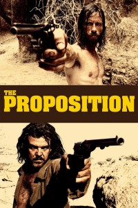 """Affiche du film """"The Proposition"""""""