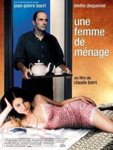 """Affiche du film """"Une femme de ménage"""""""