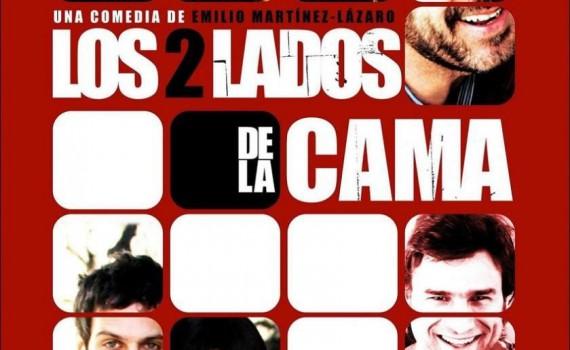 """Affiche du film """"Los 2 lados de la cama"""""""
