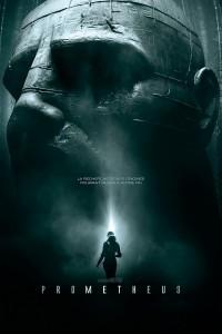 """Affiche du film """"Prometheus"""""""