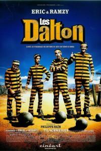 """Affiche du film """"Les Dalton"""""""
