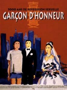 """Affiche du film """"Garçon d'honneur"""""""