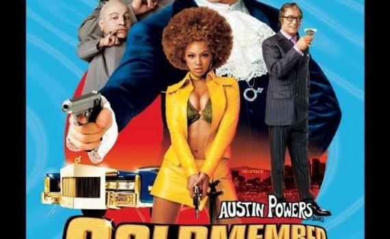 """Affiche du film """"Austin Powers dans Goldmember"""""""