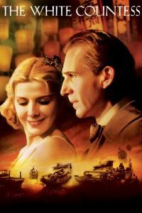"""Affiche du film """"La Comtesse Blanche"""""""