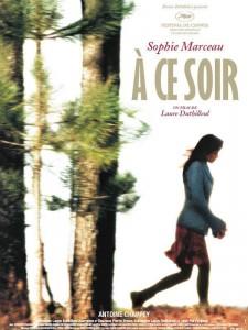 """Affiche du film """"À ce soir"""""""