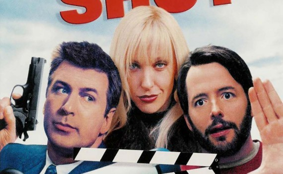 """Affiche du film """"The Last Shot"""""""
