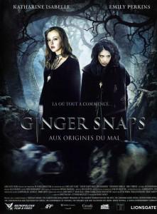"Affiche du film ""Ginger Snaps 3 : Aux origines du mal"""