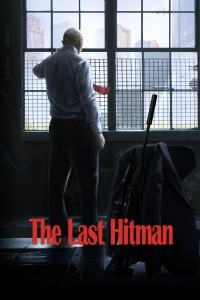 """Affiche du film """"The Last Hit Man"""""""