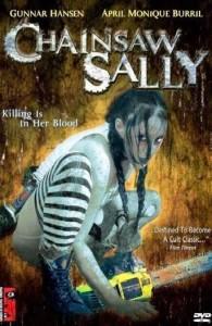 """Affiche du film """"Chainsaw Sally"""""""
