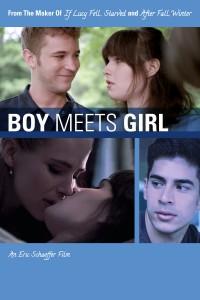 "Affiche du film ""Boy Meets Girl"""