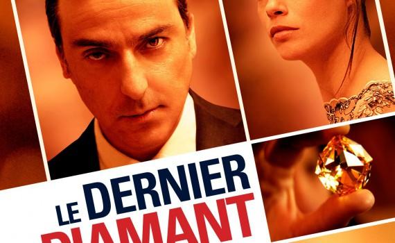 """Affiche du film """"Le Dernier diamant"""""""