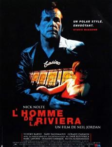 """Affiche du film """"L'Homme de la Riviera"""""""