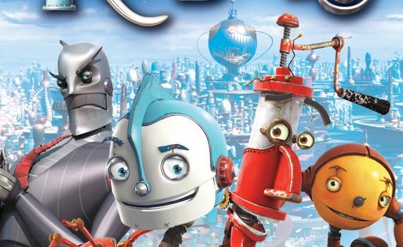 """Affiche du film """"Robots"""""""