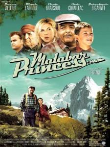 "Affiche du film ""Malabar Princess"""