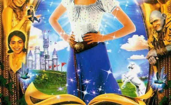 """Affiche du film """"Ella au pays enchanté"""""""