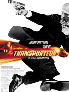 """Affiche du film """"Le Transporteur"""""""