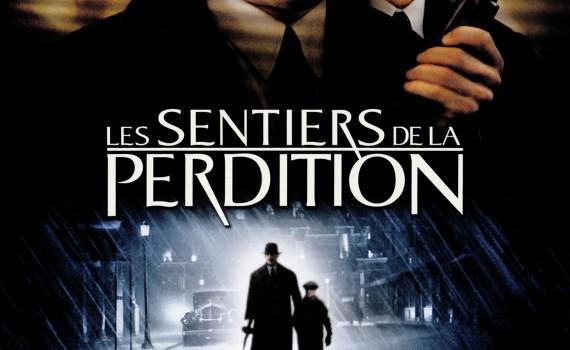 """Affiche du film """"Les Sentiers de la perdition"""""""