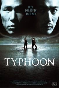 """Affiche du film """"Typhoon"""""""