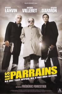 """Affiche du film """"Les parrains"""""""