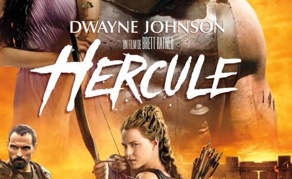 """Affiche du film """"Hercule"""""""