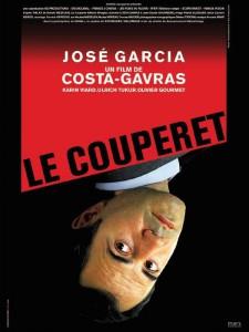 """Affiche du film """"Le couperet"""""""