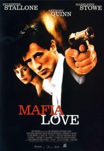 "Affiche du film ""Mafia love"""