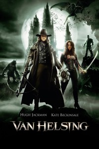 "Affiche du film ""Van Helsing"""