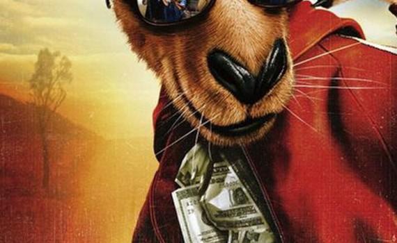 "Affiche du film ""Kangourou Jack"""