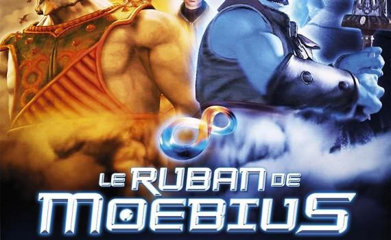 """Affiche du film """"Le Ruban de Moebius"""""""