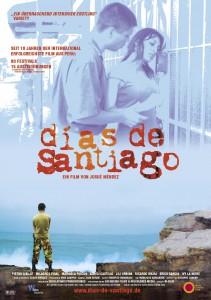 """Affiche du film """"Días de Santiago"""""""