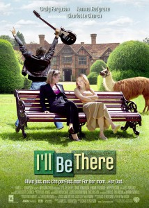 """Affiche du film """"I'll Be There"""""""