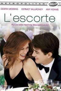 "Affiche du film ""L'escorte"""