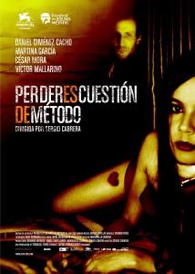 """Affiche du film """"Perder es cuestión de método"""""""