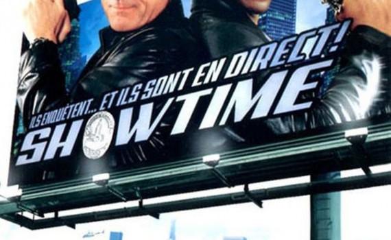 """Affiche du film """"Showtime"""""""