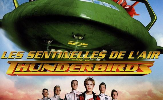 """Affiche du film """"Thunderbirds, les sentinelles de l'air"""""""