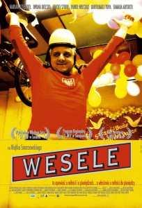 "Affiche du film ""Wesele"""
