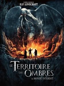 """Affiche du film """"Le Territoire des ombres : Le Monde interdit"""""""