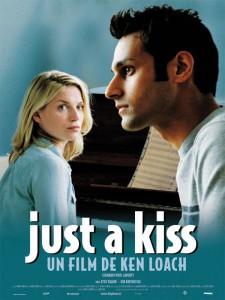 """Affiche du film """"Just a kiss"""""""