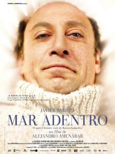 "Affiche du film ""Mar adentro"""