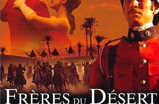 """Affiche du film """"Frères du désert"""""""