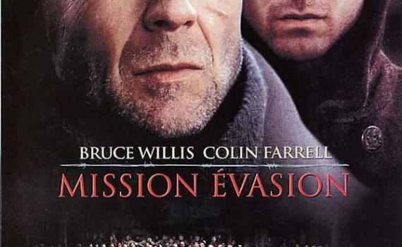 """Affiche du film """"Mission évasion"""""""