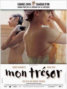 """Affiche du film """"Mon trésor"""""""
