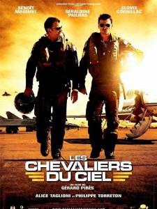 """Affiche du film """"Les Chevaliers du ciel"""""""