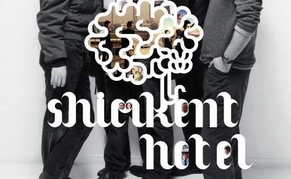 """Affiche du film """"Shimkent hôtel"""""""