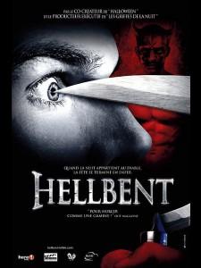 """Affiche du film """"Hellbent"""""""