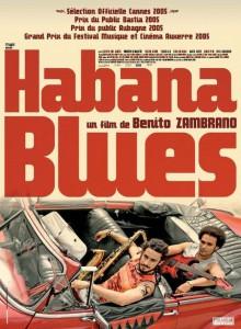 """Affiche du film """"Habana Blues"""""""