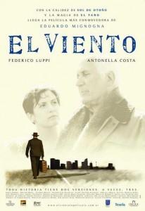 """Affiche du film """"El viento"""""""