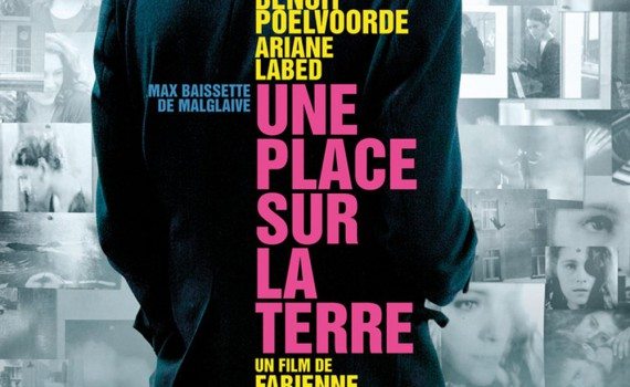 """Affiche du film """"Une Place Sur La Terre"""""""