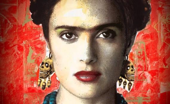 """Affiche du film """"Frida"""""""
