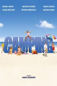 """Affiche du film """"Camping"""""""